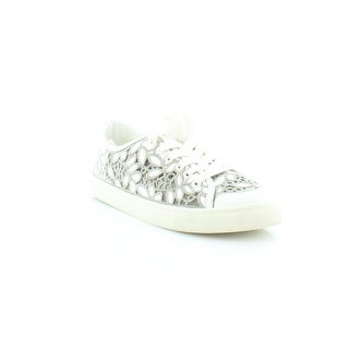 Tory Burch Rhea Women's Fashion Sneakers Ivory Cement