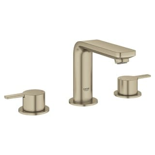 Grohe 20 578 A  Lineare 1.2 GPM Deck Mounted M-Size Bathroom Faucet with Pop-Up Drain Assembly