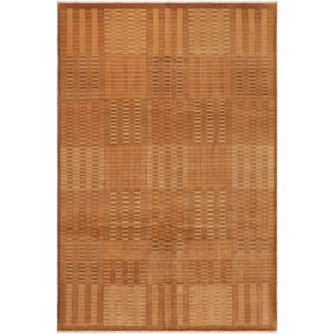 """Shabby Chic Ziegler Manuela Hand Knotted Area Rug -8'2"""" x 9'10"""" - 8 ft. 2 in. X 9 ft. 10 in."""