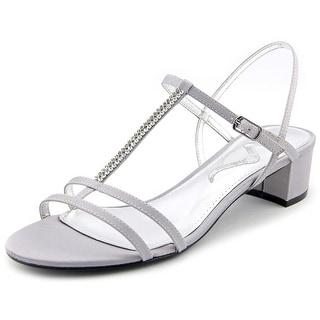 Nina Gyl Women Open Toe Canvas Sandals