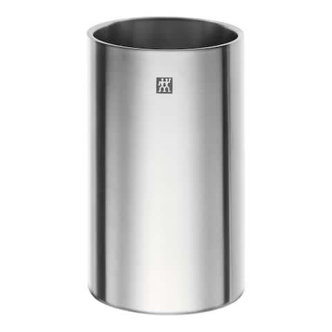 ZWILLING Sommelier Stainless Steel Wine Bottle Cooler - Stainless Steel