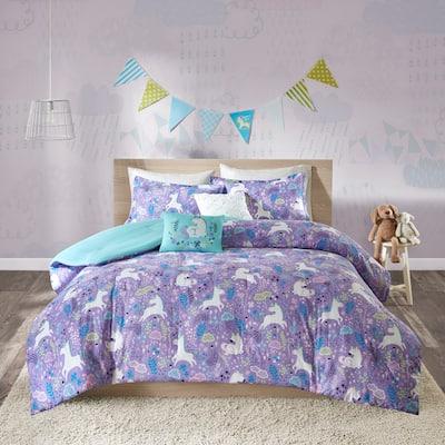 Urban Habitat Kids Ella Unicorn Cotton Comforter Set