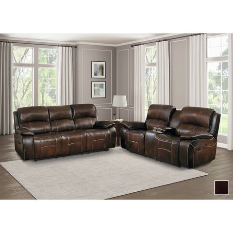Orsina 2-Piece Reclining Living Room Set