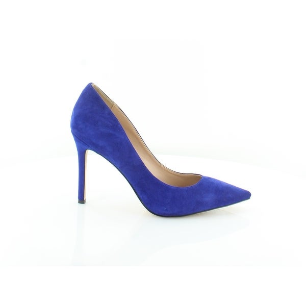 2a67f275aed3 Shop Sam Edelman Hazel Women s Heels Deep Blue - Free Shipping Today ...