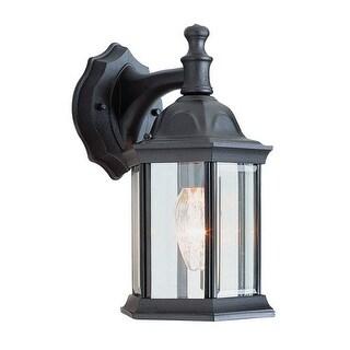 Trans Globe Lighting 4349 Templar 1 Light Lantern Outdoor Wall Sconce