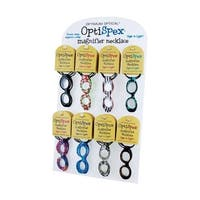 Optispex OSPEX32 Assorted Magnifier Necklace - pack of 32
