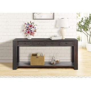 Link to Grange Regency 4-Drawer Console Table Similar Items in Living Room Furniture