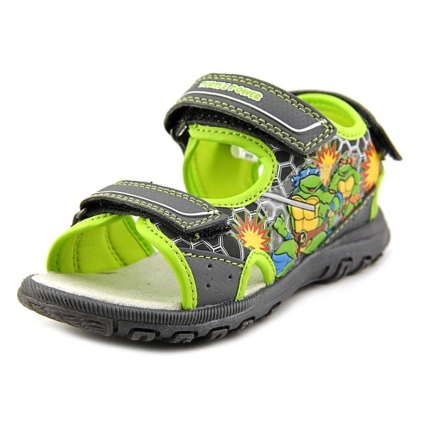 Nickelodeon TMNT   Open-Toe Synthetic  Sport Sandal