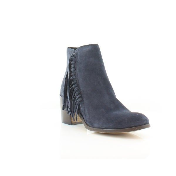 Kenneth Cole Reaction Rotini Women's Boots Navy