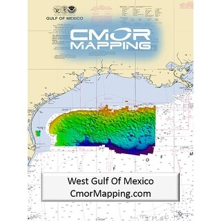 CMOR Mapping West Gulf of Mexico f/Raymarine CMOR Mapping West Gulf of Mexico