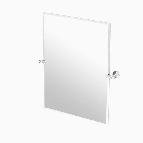 "Gatco 4129S Tavern 28"" Rectangular Beveled Wall Mounted Mirror - N/A"