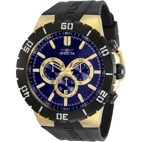 Invicta Men's 30728 'Pro Diver' Silicone Watch