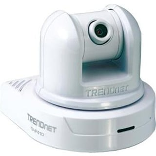 Trendnet Indoor 2Mp 1080P Hd Wdr Poe Day/Night Ir Mini Pan/Tilt Network Camera, H.264+ Video Compression, Tv-Ip410pi