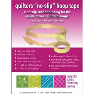 """Quilter's No-Slip Hoop Tape .75""""X3yd-"""