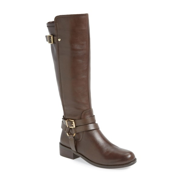 BCBG Generation NEW Brown Women's Shoes Size 6M Kurt Leather Boot