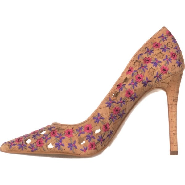Jessica Simpson Womens Cassani2 Pointed Toe Classic Pumps