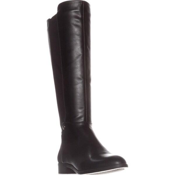 Alfani Womens Pippaa Closed Toe Knee High Riding Boots