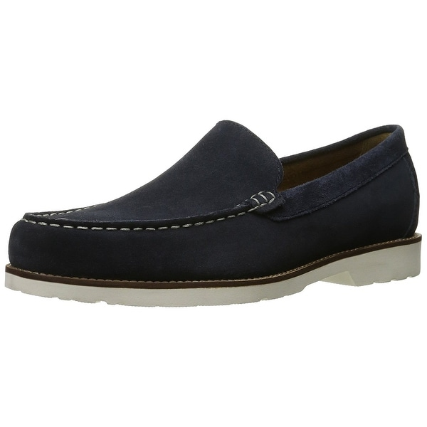 Rockport Mens Classic move venetian Leather Closed Toe Penny Loafer