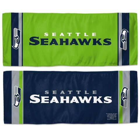 Seattle Seahawks Cooling Towel 12x30