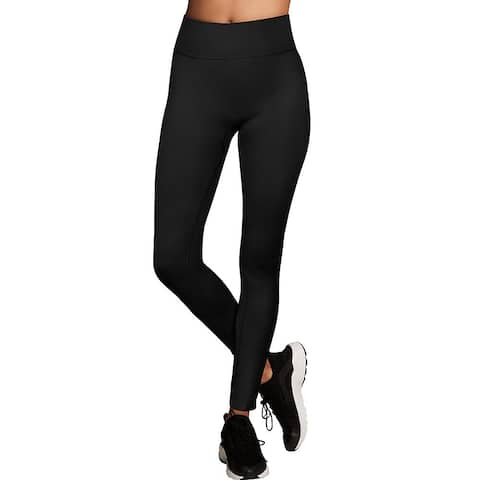 Maidenform Baselayer Thermal Legging - Color - Black - Size - S