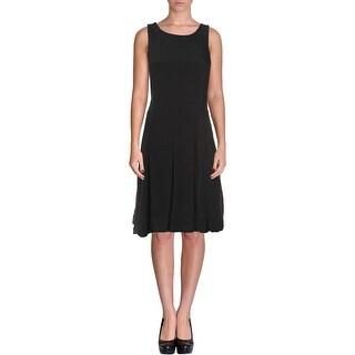 Sanctuary Womens Sleeveless Knee-Length Casual Dress