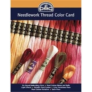 DMC 16730 DMC Needlework Threads Printed Color Card-