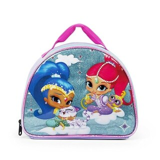 Nickelodeon Girls Shimmer and Shine Soft Lunch Box