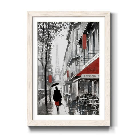 Rainy Paris II-Premium Framed Print - Ready to Hang