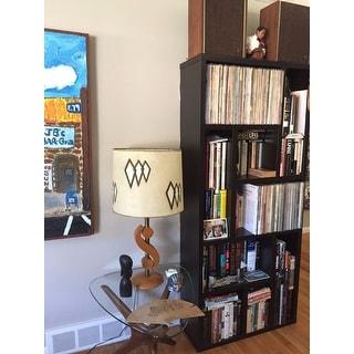 Furniture of America Espresso Multi-Purpose 3-in-1 Display Cabinet/ TV Stand/ Bookcase