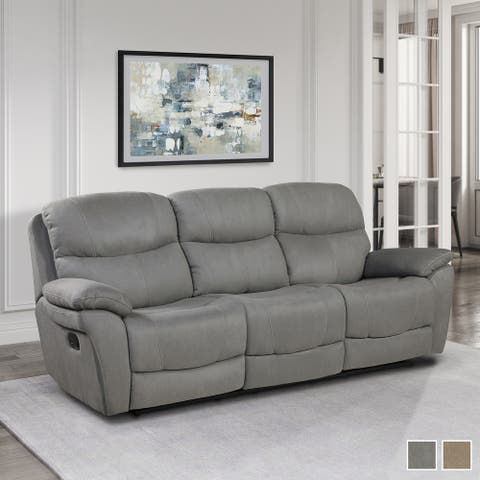 Mono Double Reclining Sofa