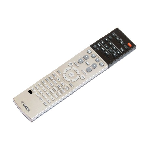 OEM Yamaha Remote Control Originally Shipped With: RX-A470, RX-A470, RX-A470BL, RX-A470BL, RX-V677, RXV677