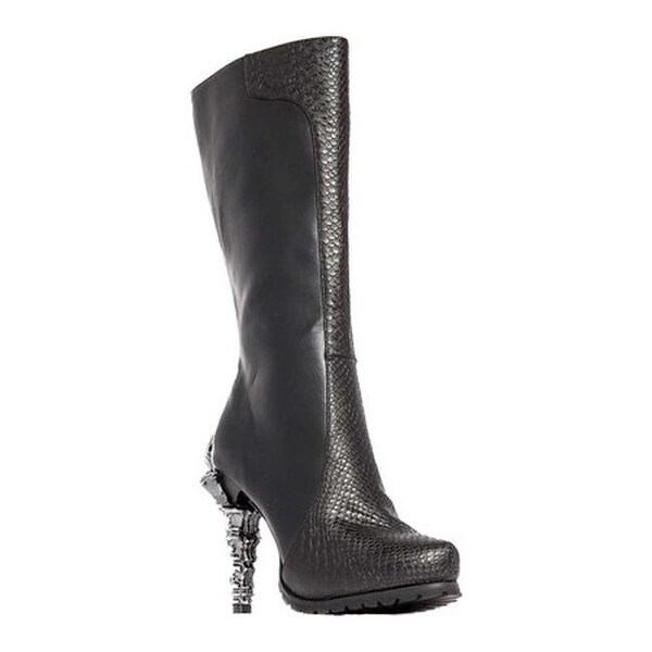 Hades Women's Willow Knee High Boot Black