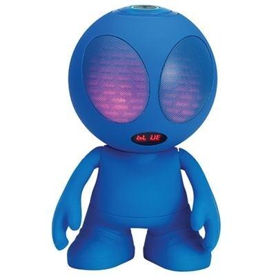 Supersonic - Sc-1453Btbl - Alien Bt Speaker Blue