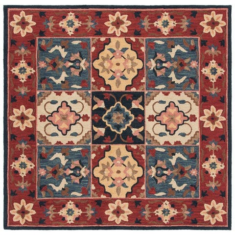 SAFAVIEH Handmade Aspen Masumeh Wool Rug