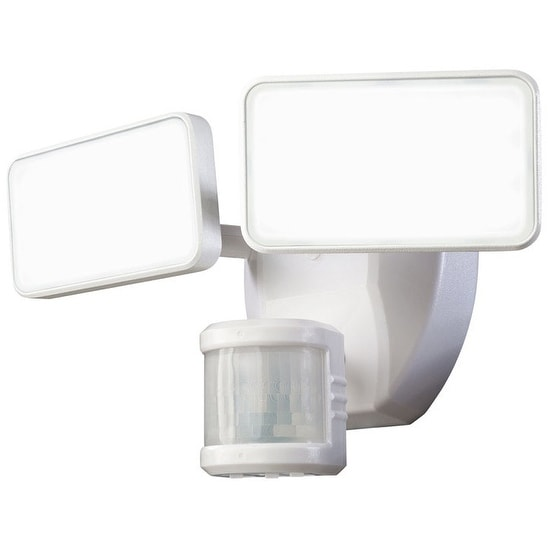 Heathco HZ-5867-WH LED Motion Sensor Light, White