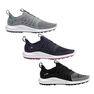 Link to PUMA Women Ignite NXT Solelace Spikeless Golf Shoes Similar Items in Golf Shoes