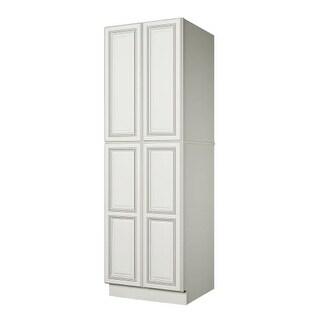 "Sunny Wood SLP2484-A Sanibel 24"" x 84"" Pantry Cabinet"