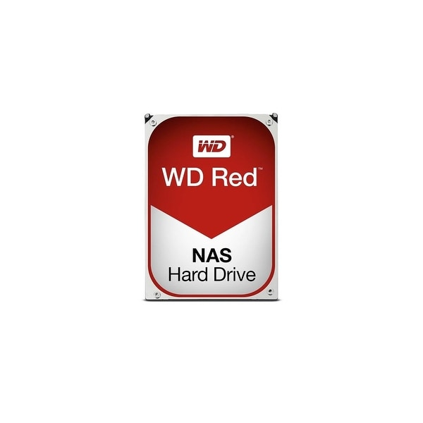 WD Red WD100EFAX 10 TB Internal Hard Drive - SATA Hard Drive