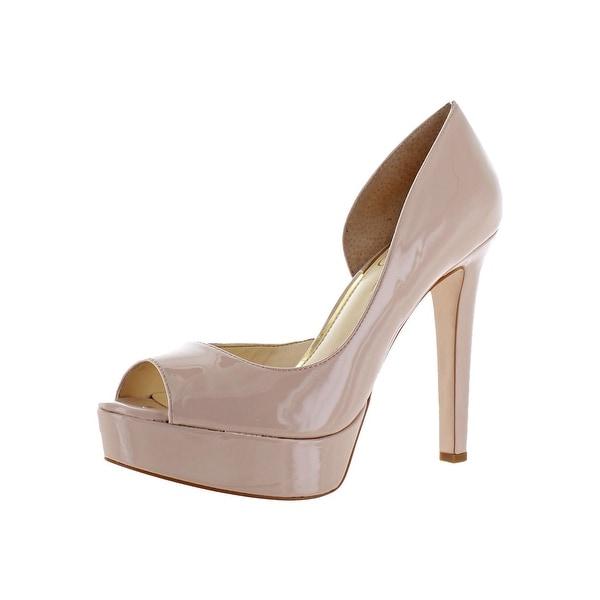 c2f1004878c Shop Jessica Simpson Womens Martella D Orsay Heels Peep-Toe - Free ...
