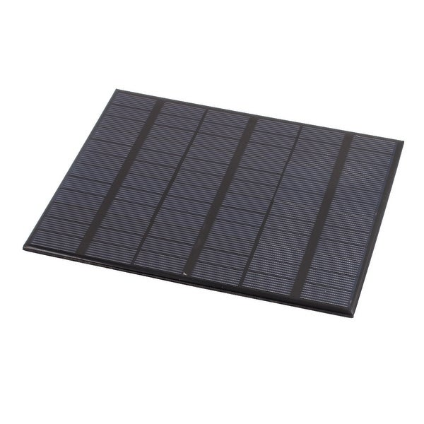 165mm x 135mm 3.5 Watts 18 Volts Polycrystalline Solar Cell Panel Module