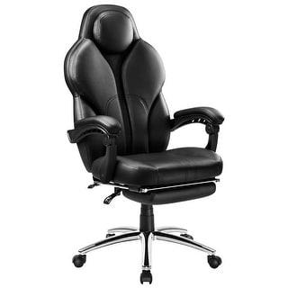 LANGRIA Executive Racing Gaming Chair Ergonomic High-Back Office Reclining Chair