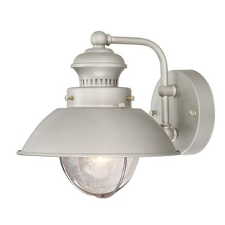 Vaxcel Lighting OW21593BN Harwich 1 Light Outdoor Wall Sconce - 9.5 Inches Wide