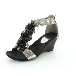 Patrizia Womens Harlequin Sandal - PEWTER