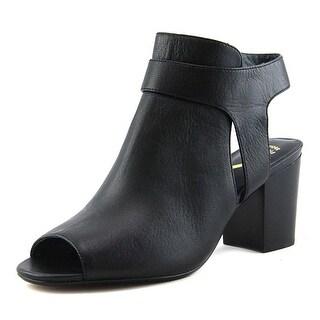 Nina Waco Women Black Sandals