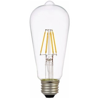 Sylvania 74325 Medium Base Dimmable Light Bulb, 6.5 W