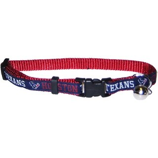 NFL Houston Texans Cat Collar
