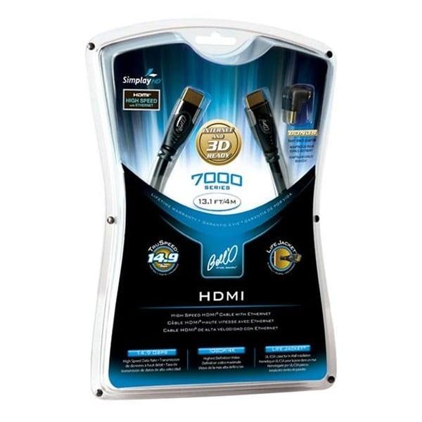 BELLO INTERNATIONAL LLC 6.6 ft. 7100 Series HDMI High-Speed Digital