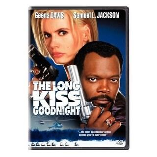 The Long Kiss Goodnight [DVD]