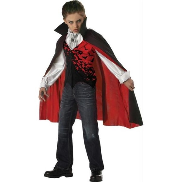 142d637681f Shop Morris Costumes CC00227MD Prince Of Darkness Child Md 8- - Free  Shipping On Orders Over  45 - Overstock.com - 22947851