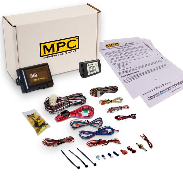 Shop Complete Add On Remote Start Kit With Keyless Entry For 2016